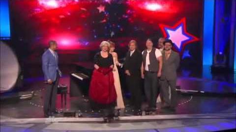 Squonk Opera - America's Got Talent - Hollywood Live