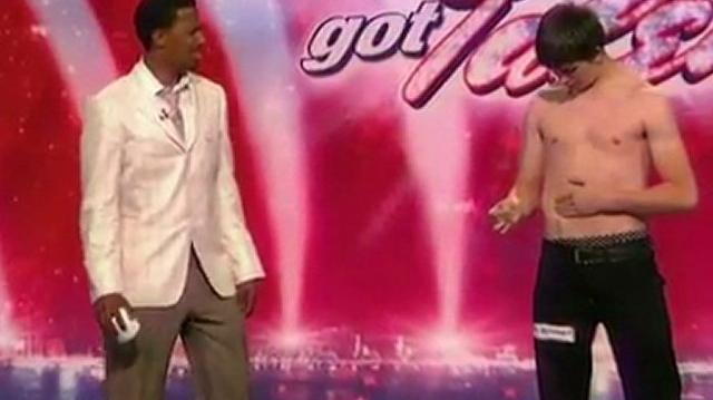 Frankie Elliston ~ America's Got Talent 2010, auditions Orlando Day2