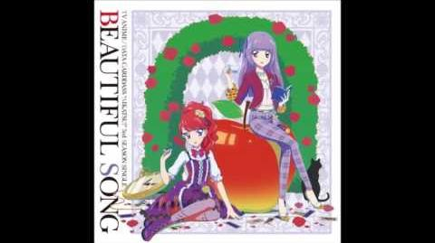 アイカツ! Beautiful Song - Passion flower
