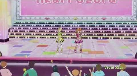(HD)Aikatsu!-Hinaki&Akari- Let's Aikatsu! -Episode 104-0
