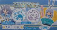 Mascot Stamp Sumire