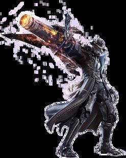 Aion - gunslinger