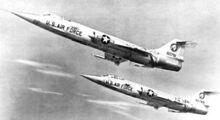 300px-83d Fighter-Interceptor Squadron - F-104s 1958