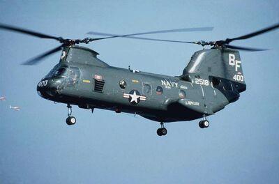 Navy CH-46
