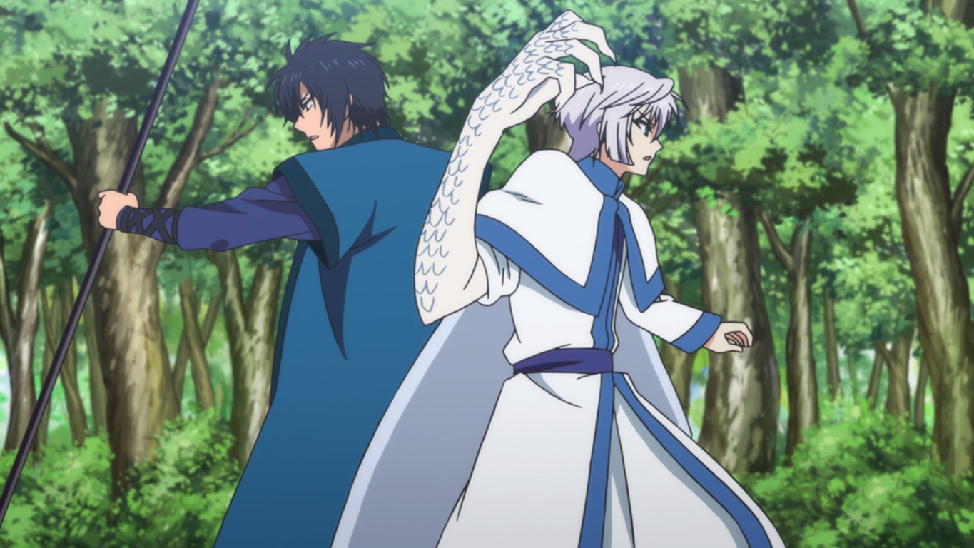 Hak Akatsuki No Yona Weapon