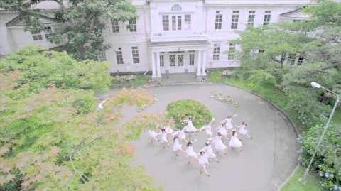 2012 9 19 on sale 10th.Single キスだって左利き MV(Short ver