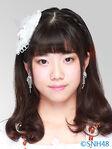 SNH48 Shen MengYao 2015