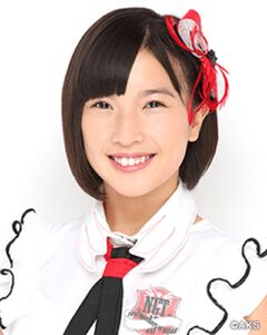 NGT48 Sato Anju 2015