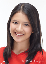 JKT48 RatuViennyFitrilya 2012