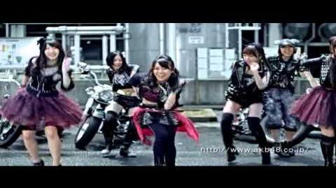 27thシングル ギンガムチェック テレビCM
