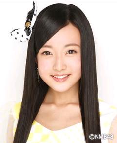 NMB48 Sutou Ririka 2014
