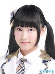 SNH48 Wang XiaoJia 2015