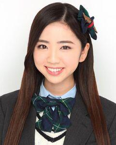 AKB48 Hamamatsu Riona 2015