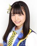 HKT48 Fuchigami Mai 2015
