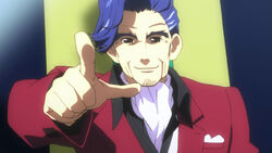 Chieri's father