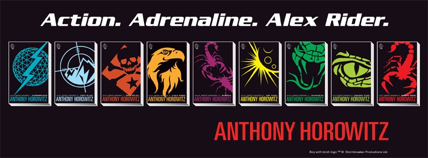 Image result for alex rider all cover