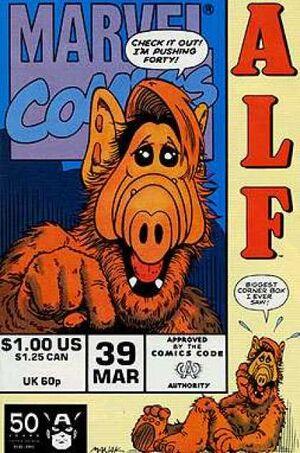 ALF Comic 39