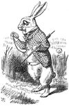 Whiterabbit tenniel