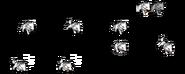 Wolf Kunagi Sprites 2