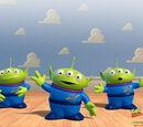 Little green men (Toy Story)