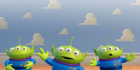 Little green men (Toy Story)