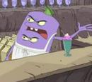 Alien Milkshake Bartender