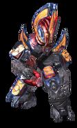 Brute Honor Guardsman