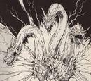 Biollante-King Ghidorah Hybrid