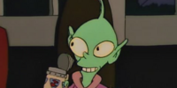 Martian (The Simpsons)