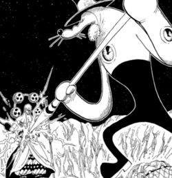 Space Pirate One Piece