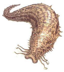 Duracreteworm