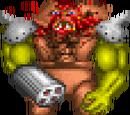 Mechanical Warrior