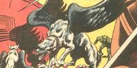 Saturnian Hawk-hound