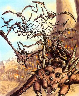 Drexl Beast Riders