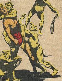 Horned-men