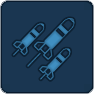Hornet barrage icon