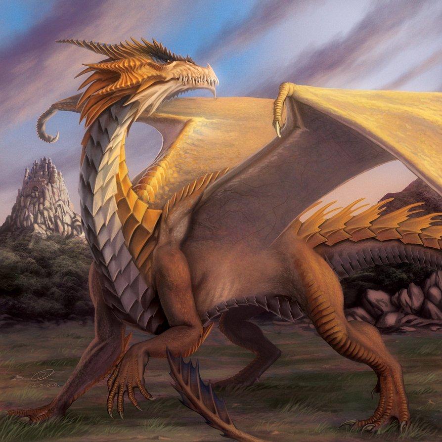 Желтый дракон   Драконопедия вики   FANDOM powered by Wikia