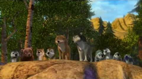 Alpha and Omega Family Vacation (Trailer)