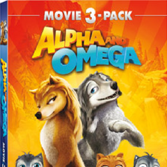 Trilogy box of Alpha and Omega 1-3