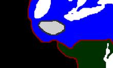 Map of Myami (Principia Moderni II Map Game)