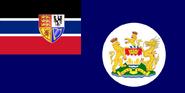 Flag of Hong Kong (AGU)
