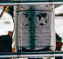 File:220px-Apollo 11 plaque closeup on Moon-1-.jpg