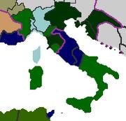 Italian War PMII