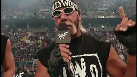 NWo return at No Way Out 2002
