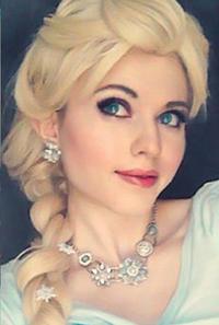 Queen Elsa of the Norse