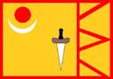 Vigaynagar flag (Hindustani Raj)