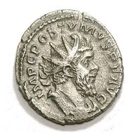 Postumus 3rd century coin