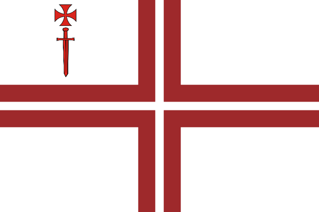 File:Flag of Courland.png