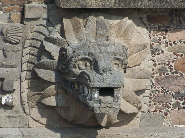 File:Teotihuacan Feathered Serpent (Jami Dwyer).jpg