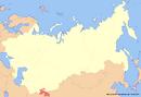 Location of Tajikistan (New Union)